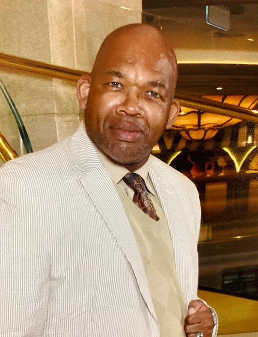Rev. Dr. Dywaine F. Robinson Sr.